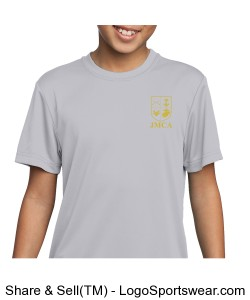 Air Force Cadet Youth PT Shirt Design Zoom