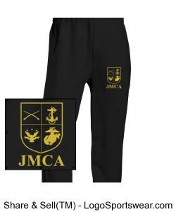 JMCA Cadet PT Sweatpants Design Zoom