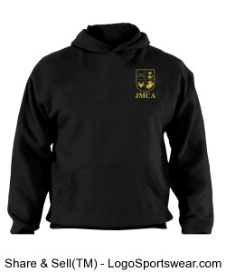 JMCA Cadet Youth PT Pullover Design Zoom