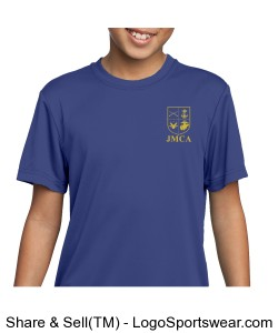 Navy Cadet PT Shirt Design Zoom