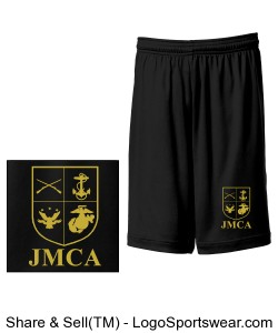 JMCA PT Shorts Design Zoom